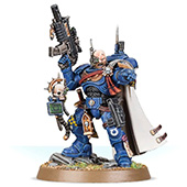Фотография Primaris Captain in Phobos Armour [=city]