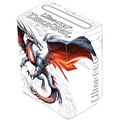 Фотография Ultra Pro Magic Deck Box - Black Dragon [=city]