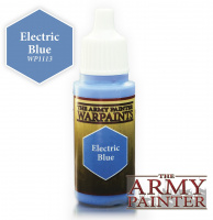 Фотография The Army Painter: Краска Electric Blue (WP1113) [=city]