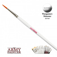 Фотография The Army Painter: кисточка Wargamer Brush - Monster (BR7008) [=city]