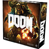 Фотография Doom: The Board Game Second Edition (Рус) [=city]